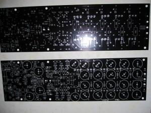 УНЧ V2012 Pro платы