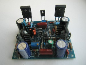 УНЧ ОМ mark 2.5 MOSFET