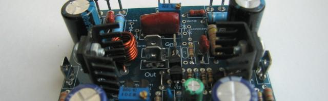 УНЧ ОМ mark 2.5 MOSFET